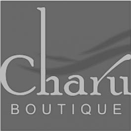 Charu Boutique Pink Raw Silk Partywear Kurti