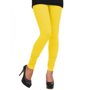 Women's  Sunflower  Cotton Leggings