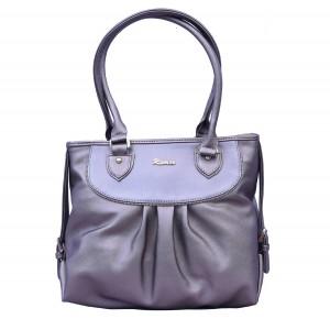 Women's Copper Satchel Handbag